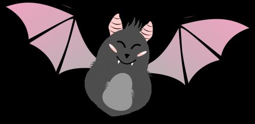 AMAI netopirček, smile